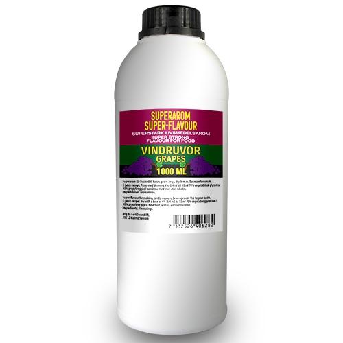 Superarom Vindruvor 1 Liter