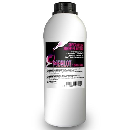 Superarom Merlot vin 1 Liter