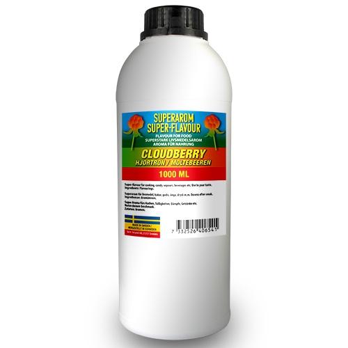 Superarom Hjortron 1 Liter