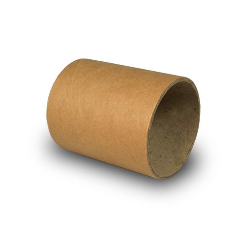 Bobin av papp 76.6mm för återanvändning gång på gång 100mm bred