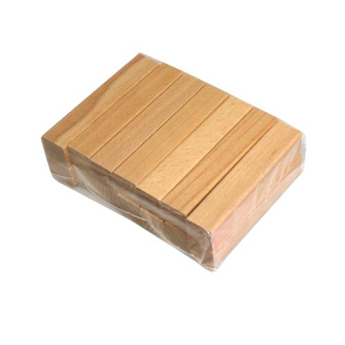 Vittringsapport set 14 x 10 cm apporter av trä