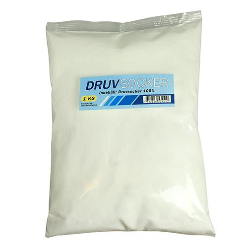 Druvsocker påse 1 kg