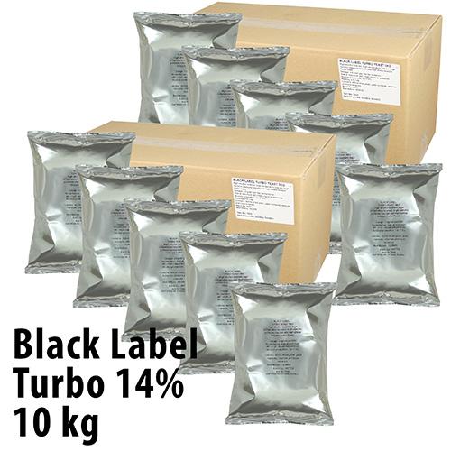 Black Label Turbojäst 14% 10 kg