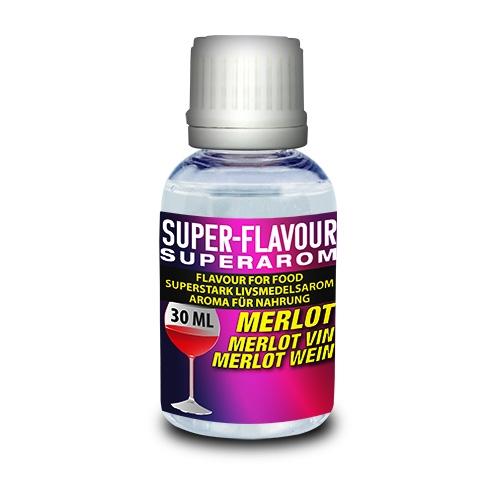 Superarom Merlot vin 30ML