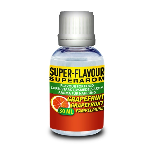 Superarom Grapefrukt 30ML