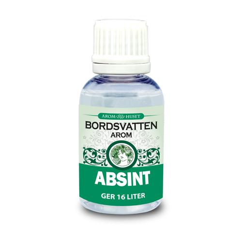 Absint 32 ml Bordsvattenarom för kolsyrat vatten