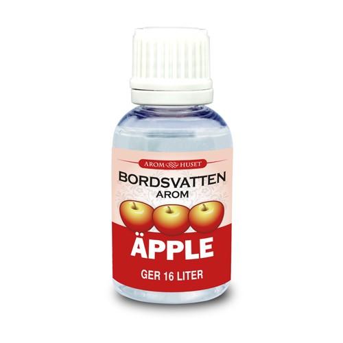 Äpple 32 ml Bordsvattenarom för kolsyrat vatten inklusive pipett