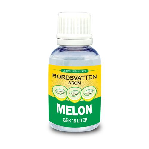 Melon 32 ml Bordsvattenarom för kolsyrat vatten