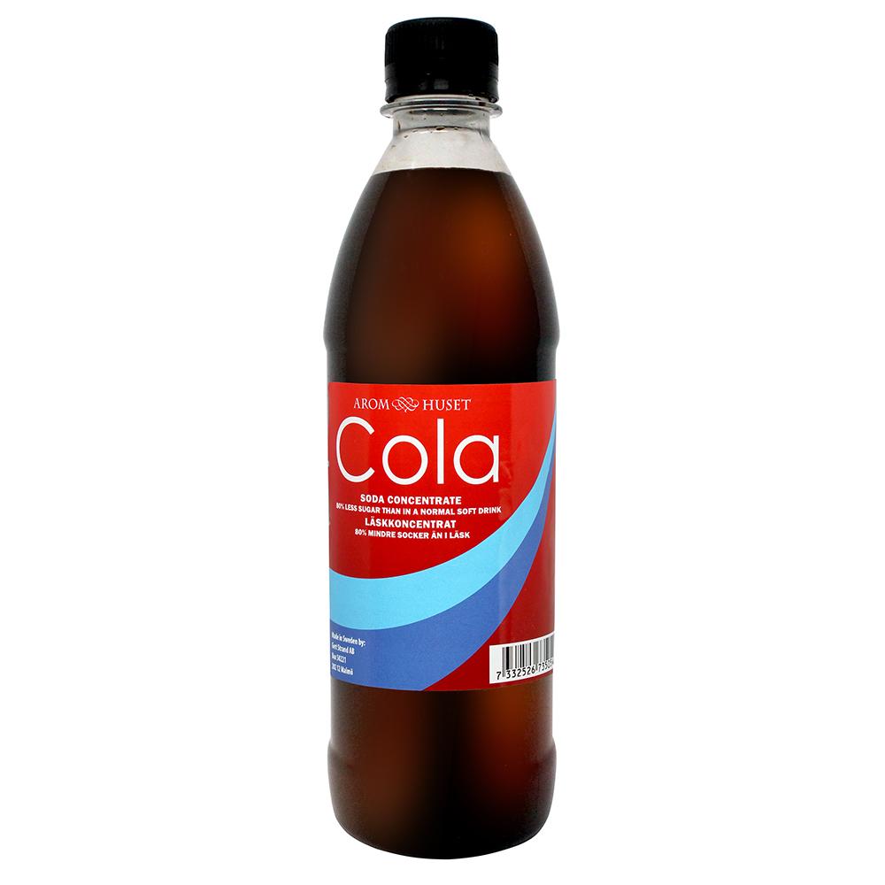 Cola Läskkoncentrat till 12 5 L läsk