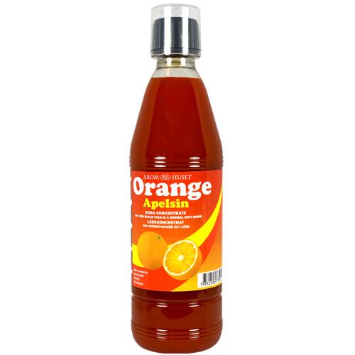 Apelsin Läskkoncentrat till 12 5 L läsk