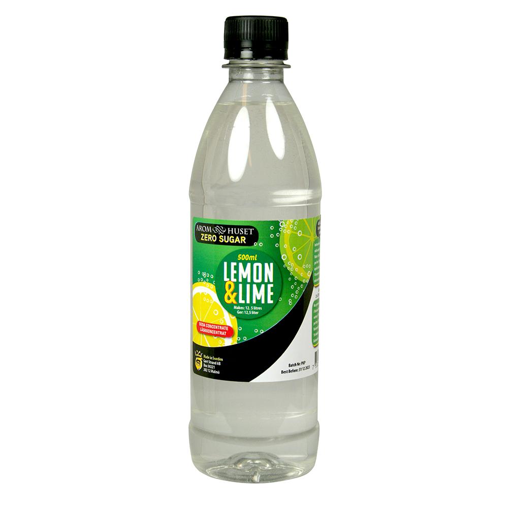 Zero Fruktsoda Läskkoncentrat till 12 5 L läsk