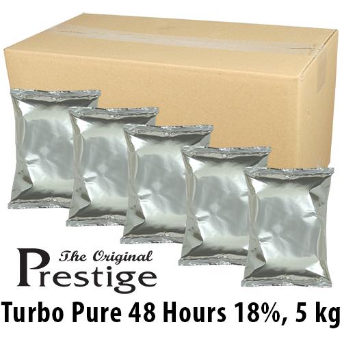 Turbojäst Turbo Pure 48 Hours/18% 5 kg