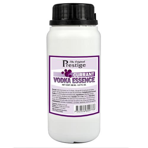 PR Svartvinbärsvodka essens 280 ml