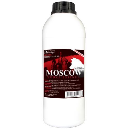 PR Moscow Rysk Vodka essens 1000 ml