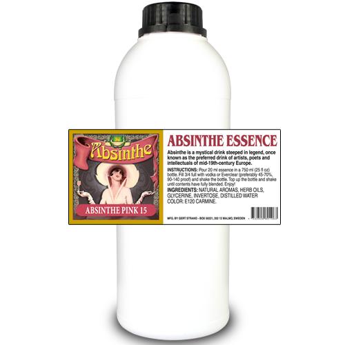 Absint Ladies 15 essens 1000 ml mått medföljer