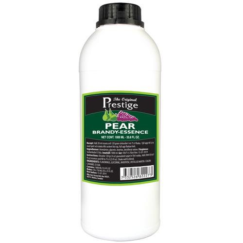 PR Päron Brandy essens 1000 ml bottle