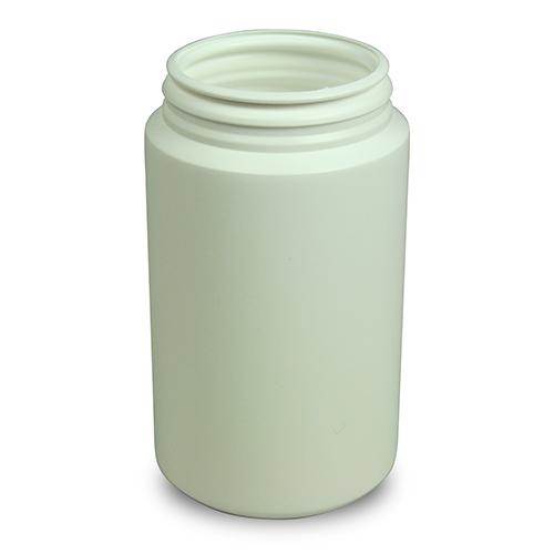 Medicinburk 300 ml med lock som har garantiförslutning