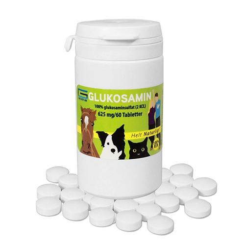 Glukosamintabletter 750 mg 100-pack